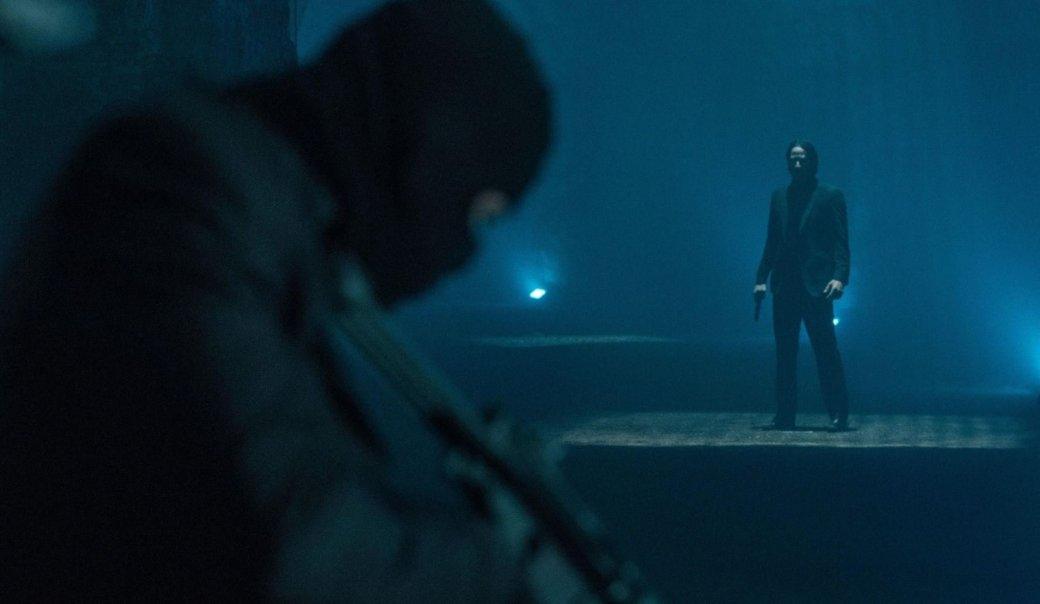 Рецензия на «Джона Уика 2» с Киану Ривзом - Изображение 7