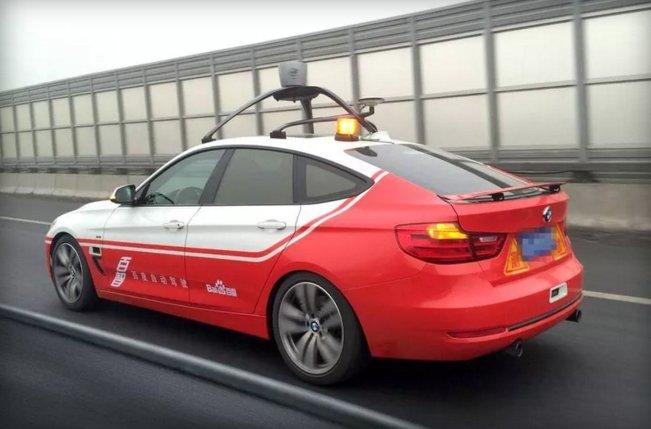 Samsung и Baidu тоже создают самоуправляемые автомобили - Изображение 1