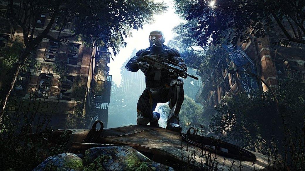 Многопользовательская бета Crysis 3 пройдет в конце января - Изображение 1