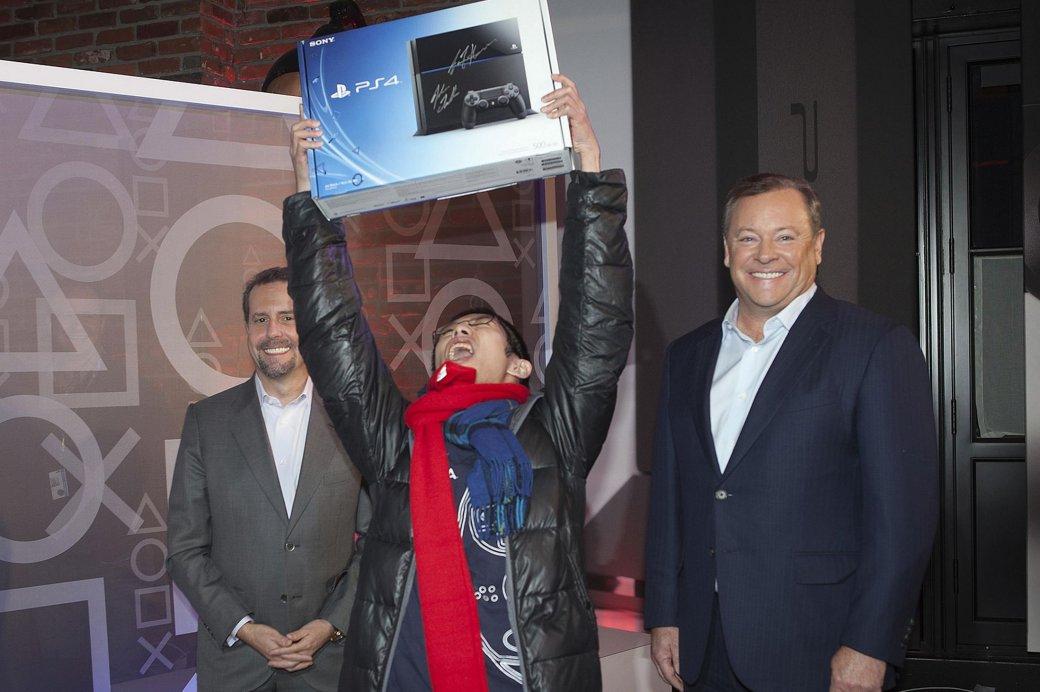 Sony продала 5 млн PS4 за два месяца - Изображение 1