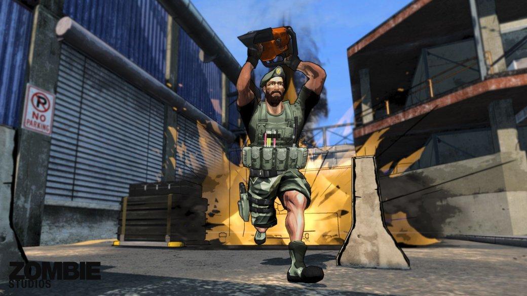 Рецензия на Special Forces: Team X - Изображение 2