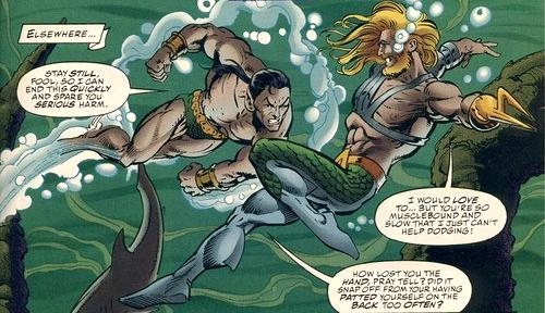 Как Marvel персонажей DC воровала (и наоборот). - Изображение 14