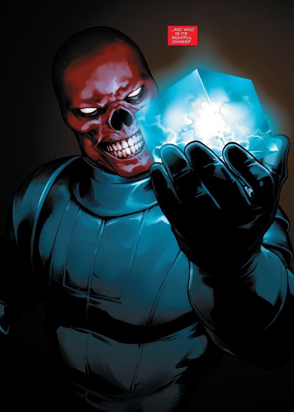 Как Капитан Америка предал все ради власти над Гидрой ивсем миром. - Изображение 12