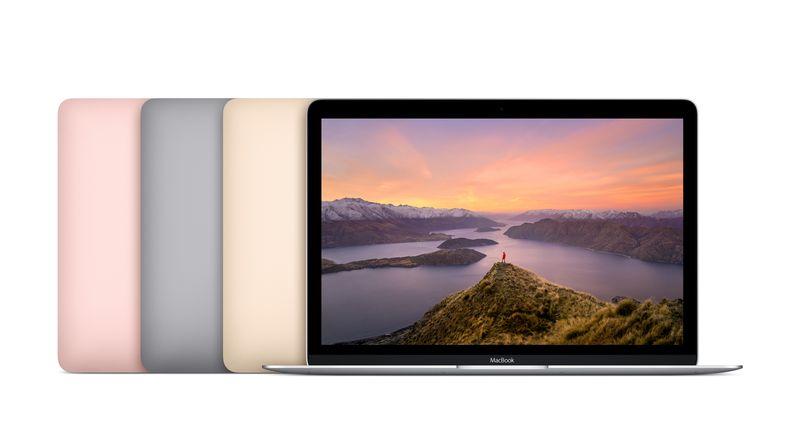 Apple обновила линейку сверхтонких Macbook с одним USB-портом - Изображение 1