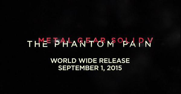 UPD: в сеть утекла дата выхода Metal Gear Solid 5: Phantom Pain - Изображение 1