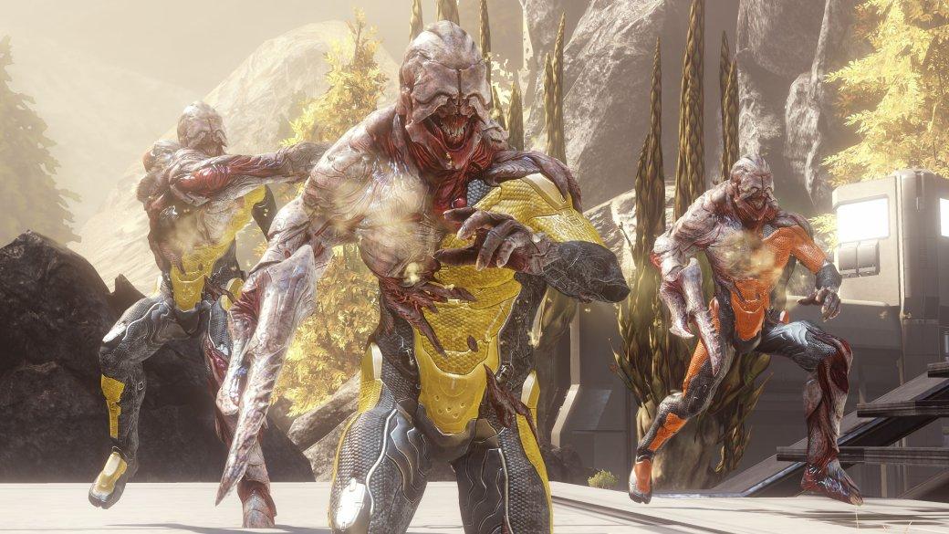 В Halo: The Master Chief Collection появится свой Infection-режим - Изображение 1