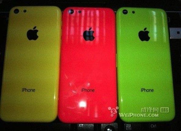 Началось производство бюджетных iPhone. - Изображение 1
