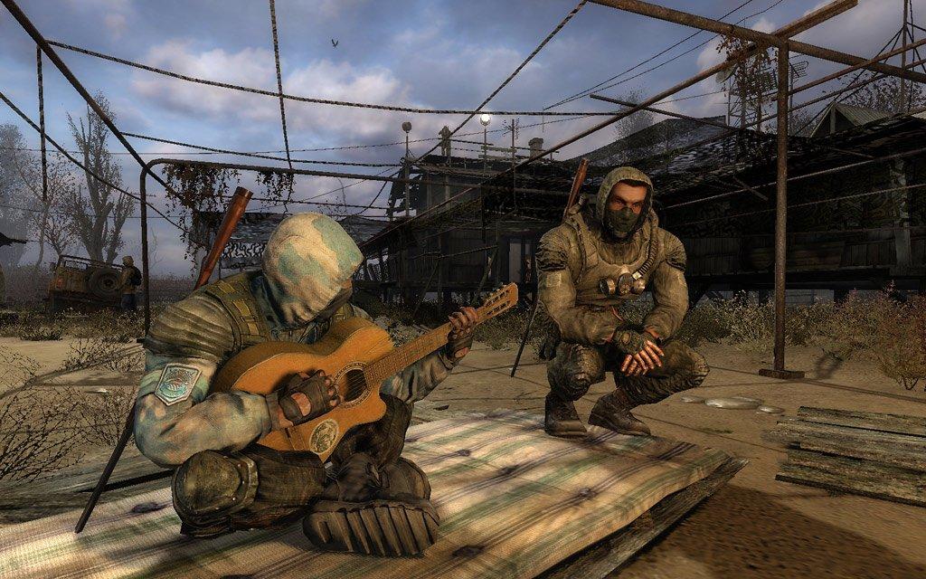 GSC Game World готовит игру «старой закалки». - Изображение 1