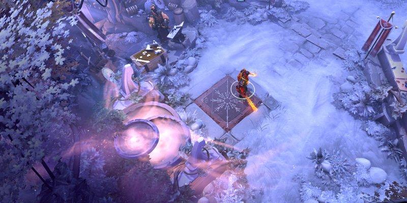 Зима наступила в Dota 2: вышел платный Winter Pass - Изображение 1