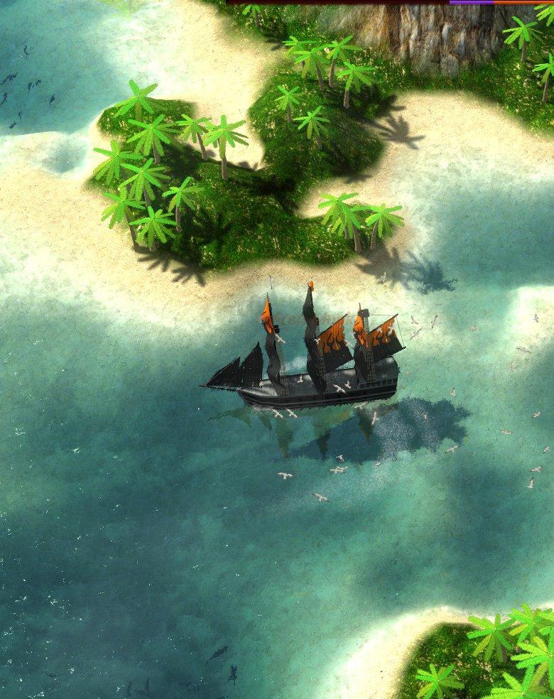 10 лучших игр про пиратов и морские приключения - Изображение 16