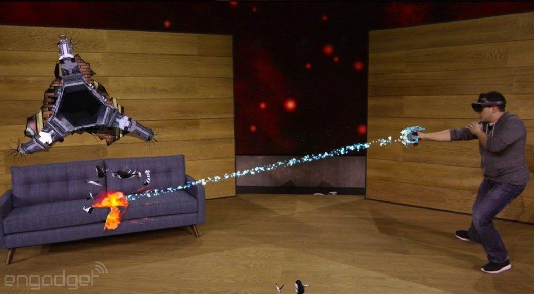 Microsoft открыла предзаказы на девкиты HoloLens - Изображение 2