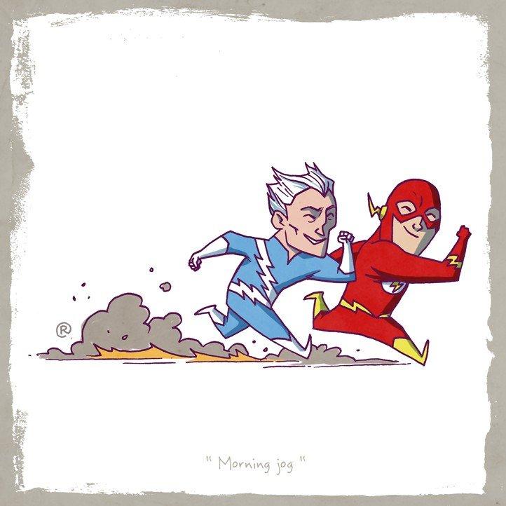 Как Marvel персонажей DC воровала (и наоборот). - Изображение 46