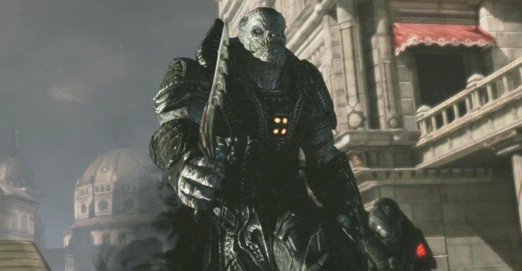 РААМ из Gears of War составит компанию Абитру из Halo в Killer Instict - Изображение 1