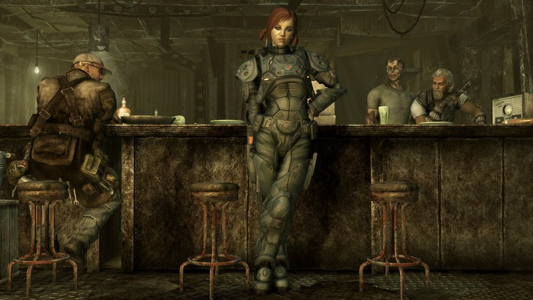 Лучший арт мира Fallout - Изображение 95