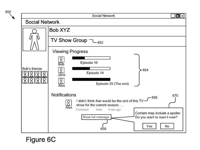 Google запатентовала технологию, спасающую интернет от спойлеров - Изображение 3