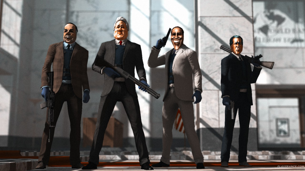 Анонсирован сиквел Payday: The Heist - Изображение 1