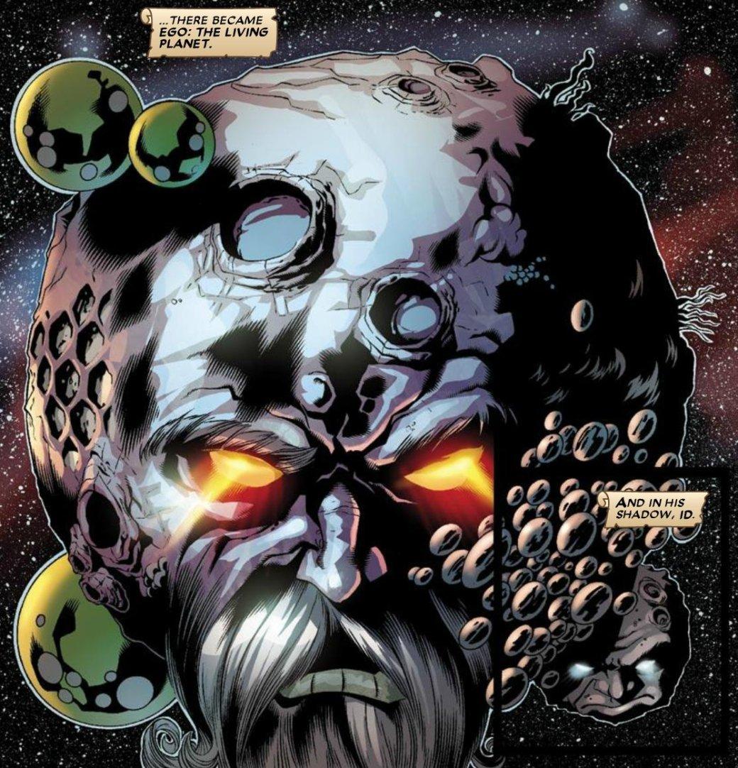 «Стражи Галактики 2» показали Сталлоне и назвали отца Старлорда - Изображение 2