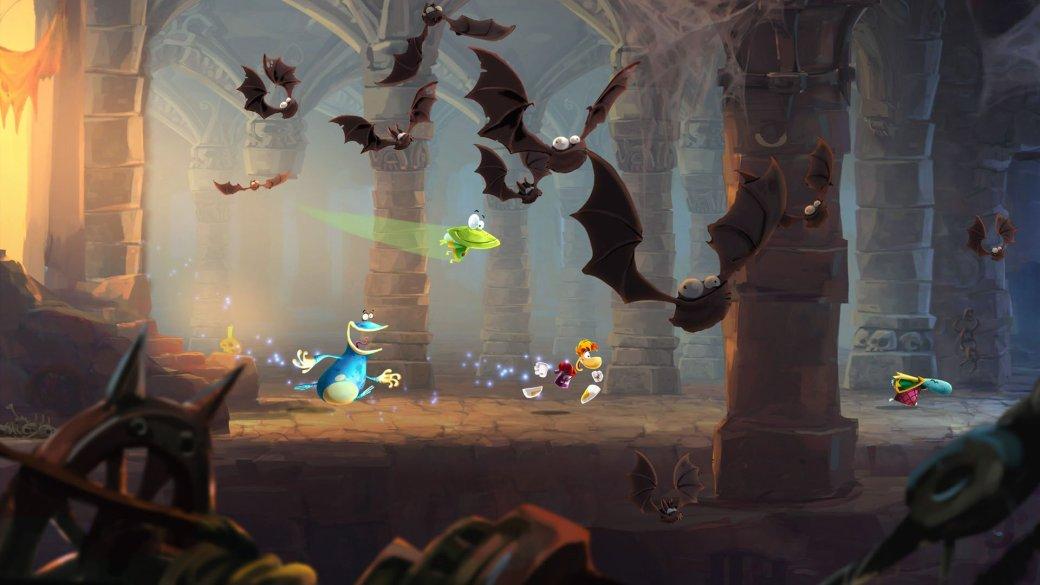 Rayman Legends выйдет на PS4 и Xbox One в феврале 2014 года. - Изображение 1