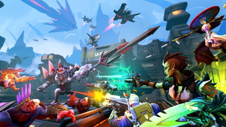 Продажи Battleborn вызывают сдержанный оптимизм - Изображение 1