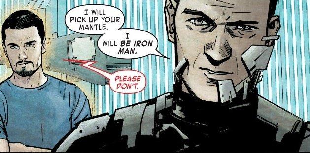 Infamous Iron Man намекает насмерть Тони Старка вкомиксах Marvel - Изображение 4