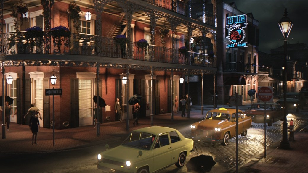 Черная мафия Нового Орлеана. - Изображение 1