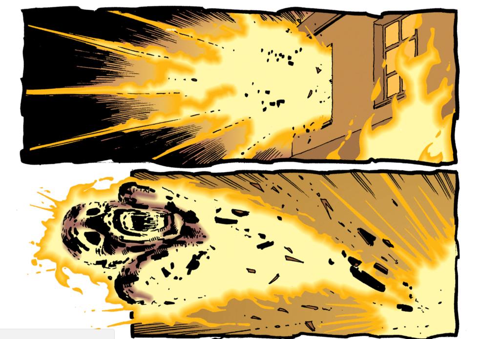 Самые жестокие иотвратительные сцены изкомикса Preacher («Проповедник») - Изображение 11