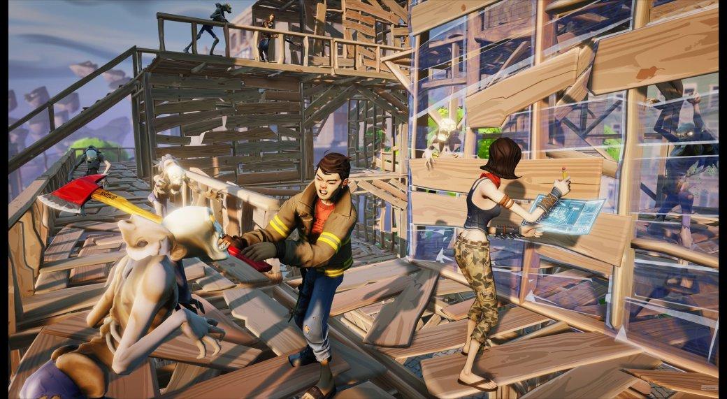 Первой игрой на Unreal Engine 4 станет мультяшный зомби-шутер. - Изображение 2