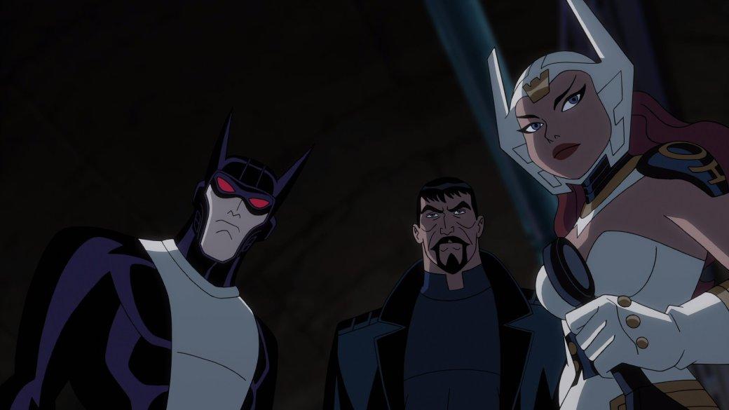 Как начать смотреть полнометражную супергеройскую анимацию. - Изображение 23