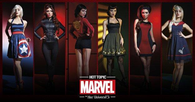 Галерея вариаций: Мстители-женщины, Мстители-дети... - Изображение 12