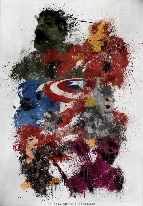 Галерея вариаций: Мстители-женщины, Мстители-дети... - Изображение 157