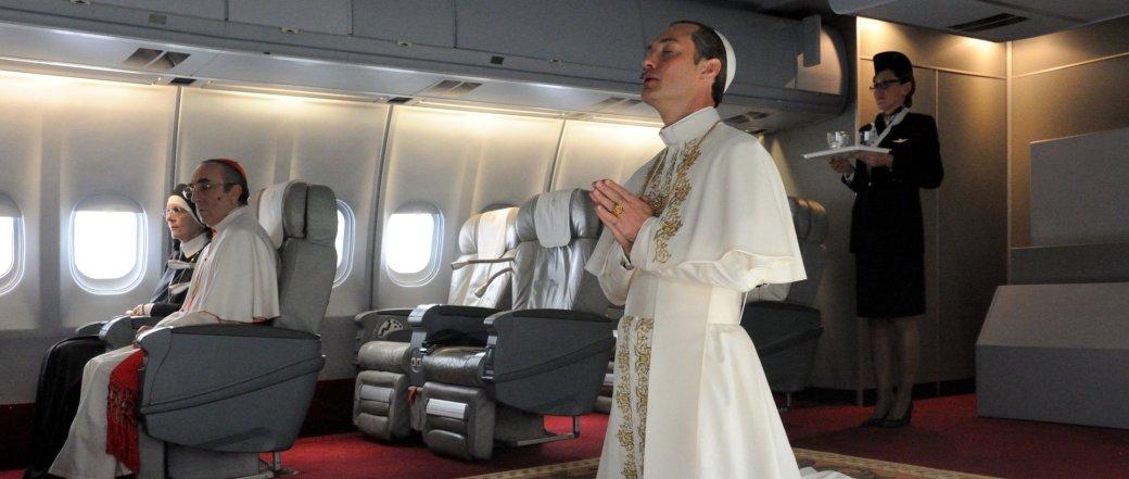 Рецензия на «Молодого Папу». - Изображение 10