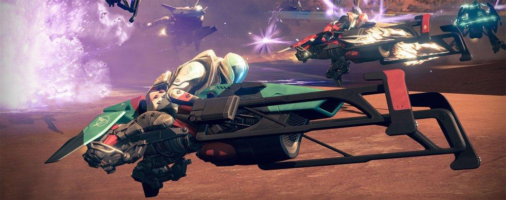 В Destiny добавили гоночный режим - Изображение 1