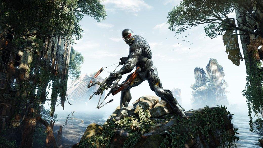 Crytek готова ввязаться в битву за виртуальную реальность. - Изображение 1