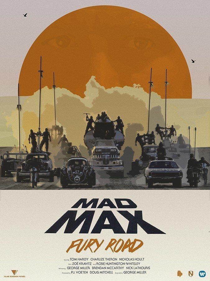 Галерея машин, кадров и постеров к «Безумному Максу: Дорога Ярости» - Изображение 69