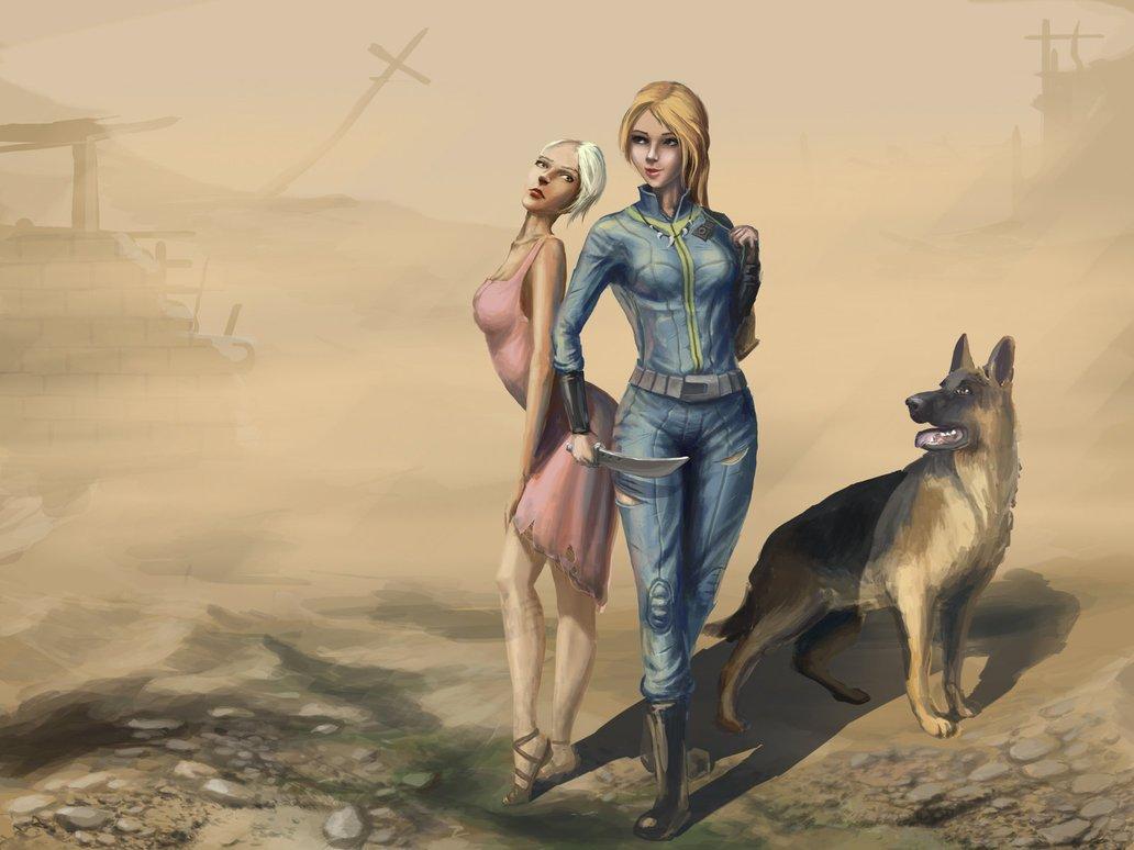 Лучший арт мира Fallout - Изображение 38