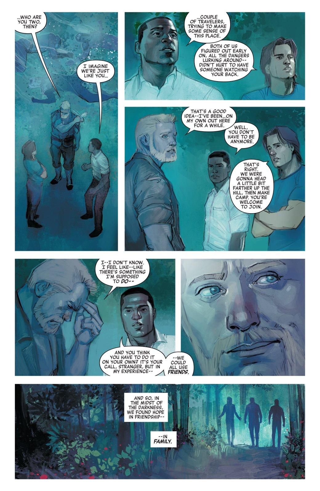 Secret Empire: противостоянию Стива Роджерса иТони Старка нет конца - Изображение 28