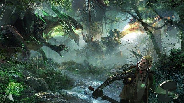 Microsoft приостановила разработку Scalebound