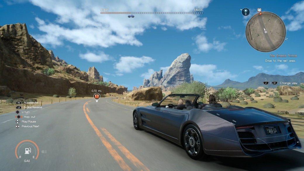 Превью Final Fantasy XV - Изображение 12