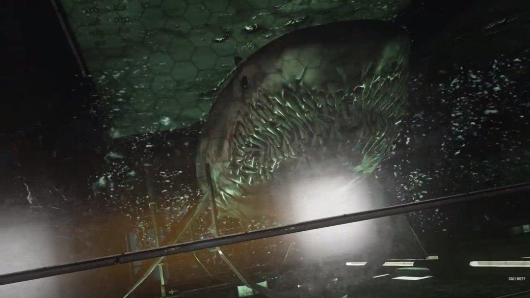 Брюс Кэмпбелл против зомби-акулы в новом DLC Advanced Warfare - Изображение 1