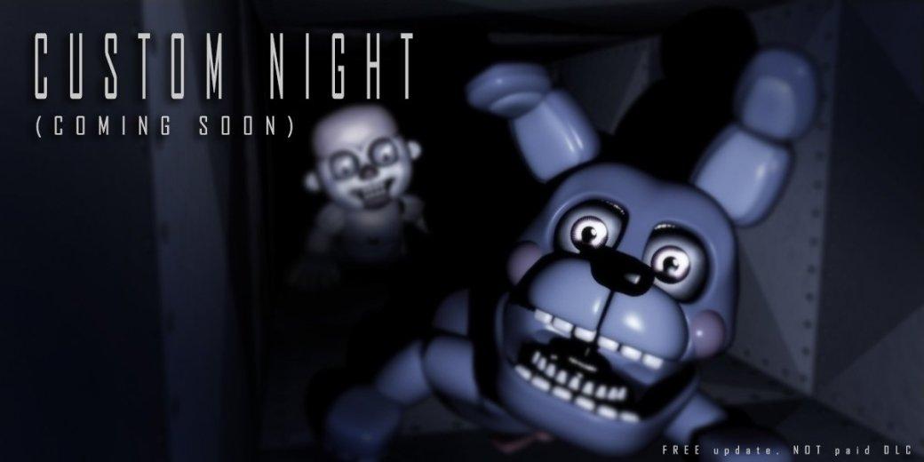 Все о сюжете и мифологии Five Nights at Freddy's: Sister Location - Изображение 3