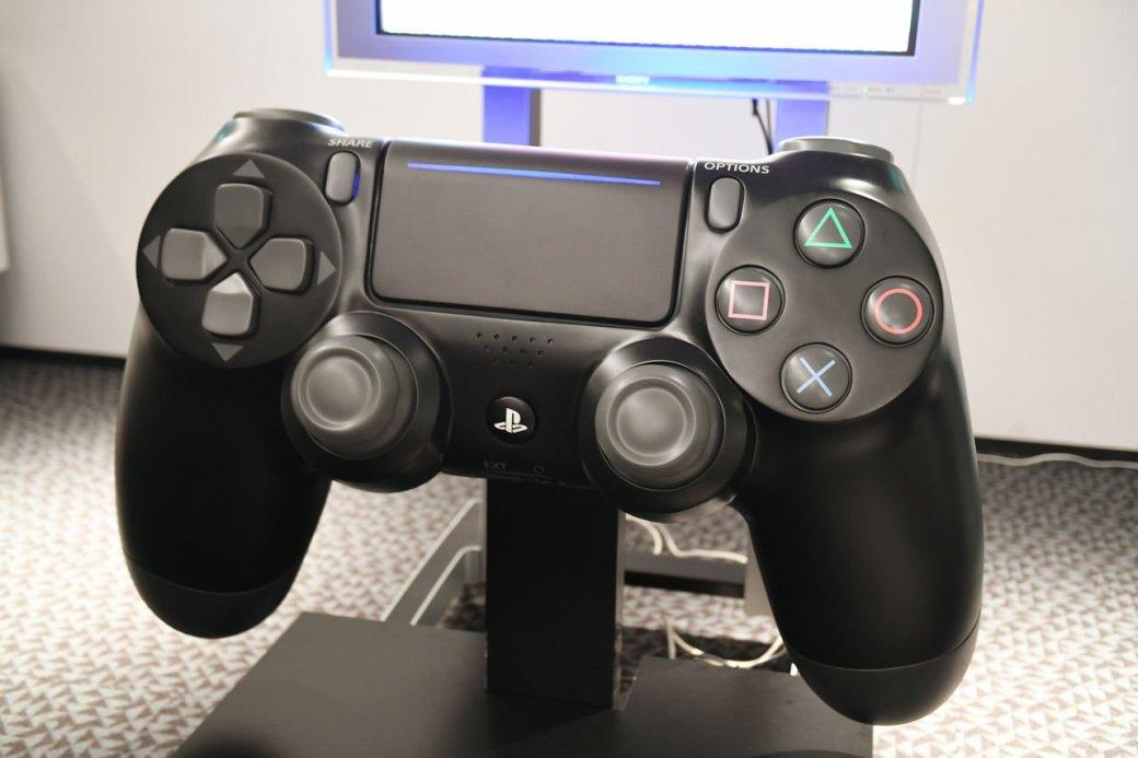 Размерчик что надо! Самый большой контроллер PlayStation 4 вмире - Изображение 4
