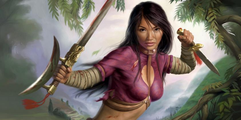 BioWare не отрицает возможность возвращения к Jade Empire - Изображение 1