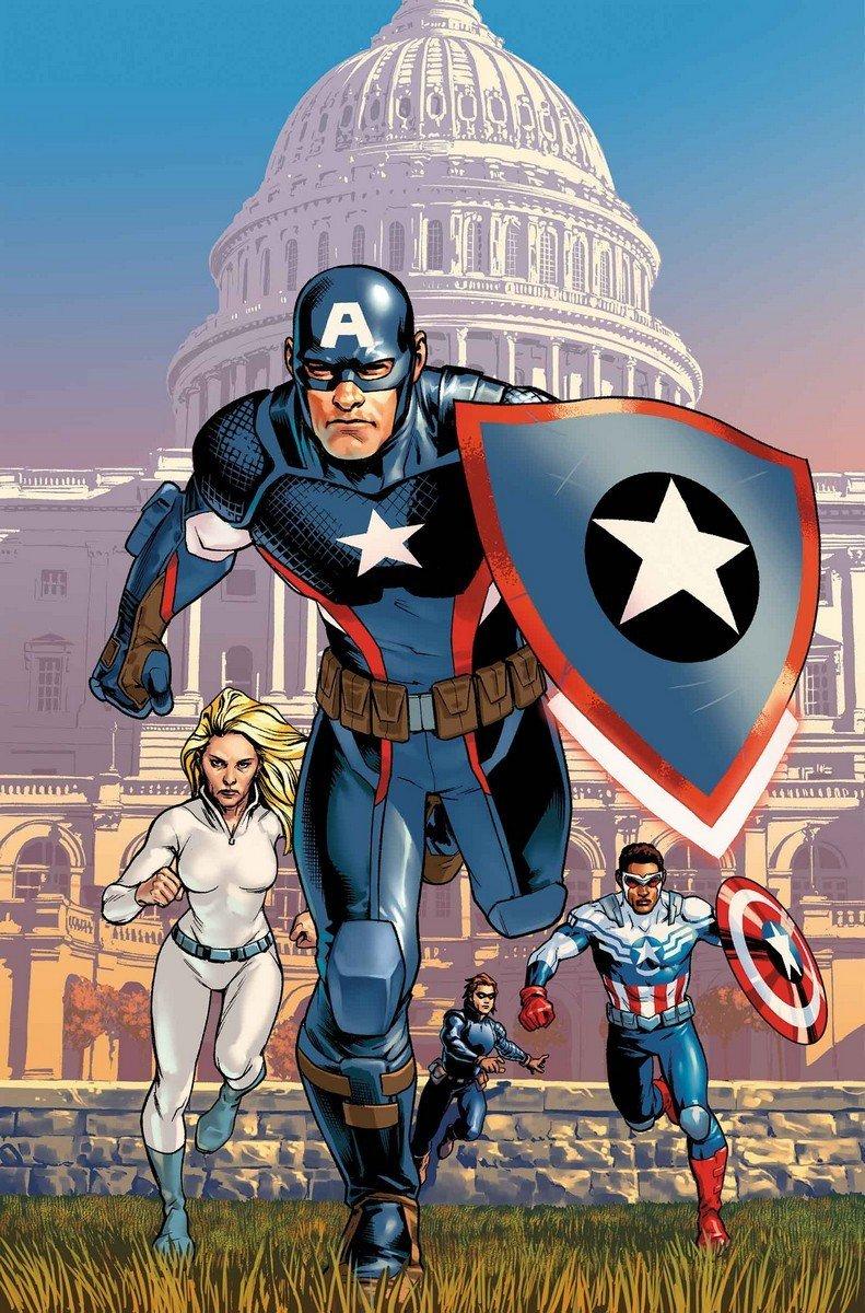 Как Капитан Америка предал все ради власти над Гидрой ивсем миром. - Изображение 16
