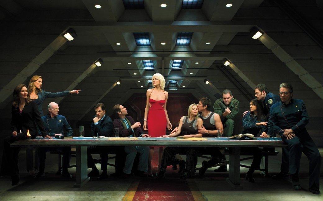 Режиссер «Голодных игр» поставит фильм по сериалу Battlestar Galactica - Изображение 1