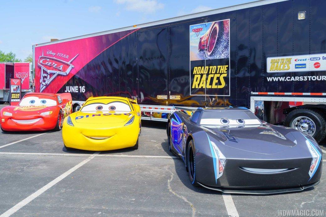 Рецензия на «Тачки 3» Pixar. - Изображение 5