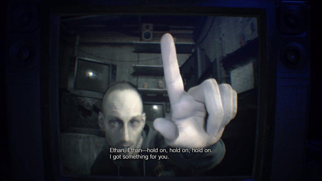 Resident Evil 7: анализ сюжета и концовки. - Изображение 4