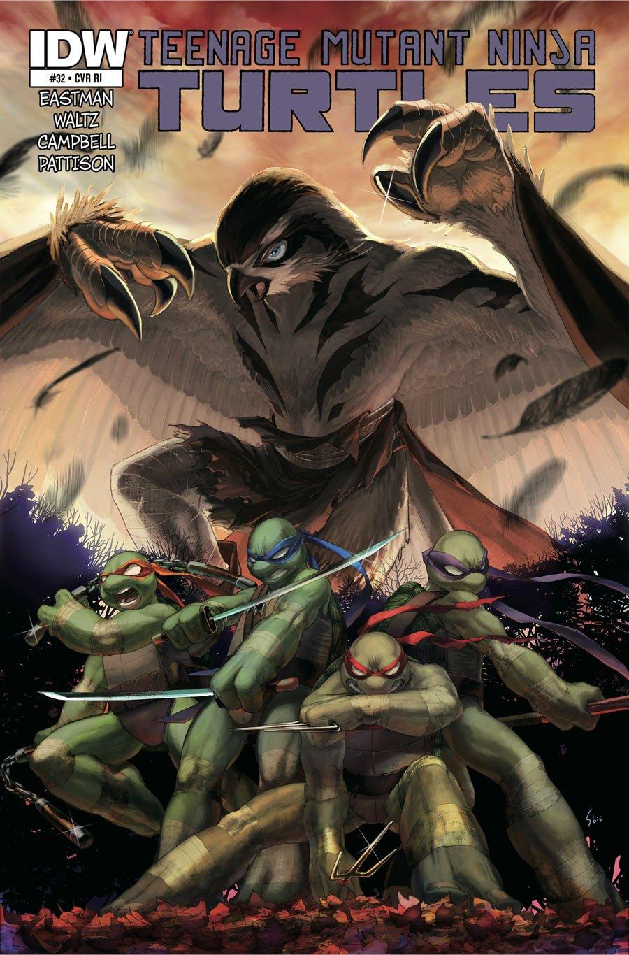 Панцирь как рубашки: история черепашек-ниндзя - Изображение 9