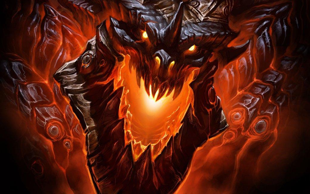 Warcraft 3 Катаклизм