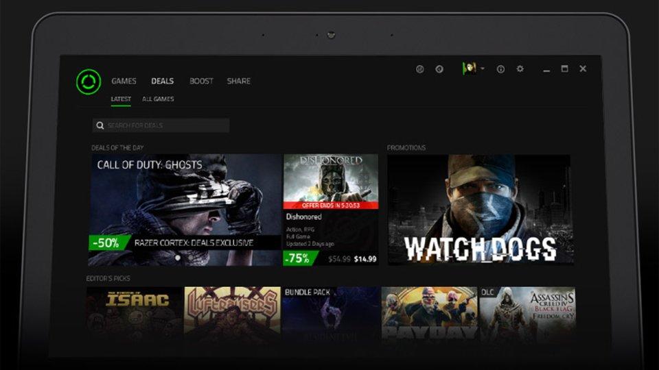Razer готовит приложение для покупки игр со скидкой - Изображение 1
