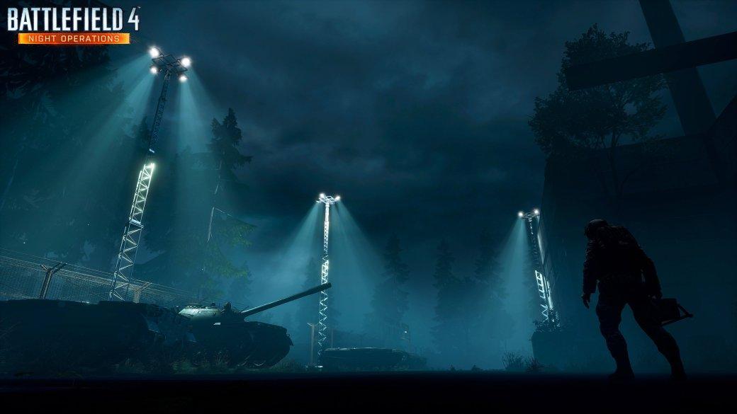 DICE рассказала о Night Operations, «ночном» DLC для Battlefield 4 - Изображение 1